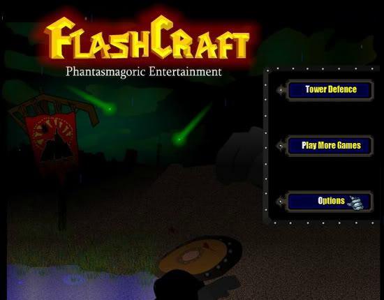 4. FlashCraft Tower Defense