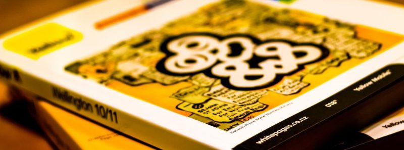ohsarahrose-phone-book-yellow-pages-nz-example-layout-ads-advertising