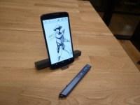 Phree-Handwritten-Notes-Smartphone-Input-Device-Drawing-Art-Cowboy-Sketch