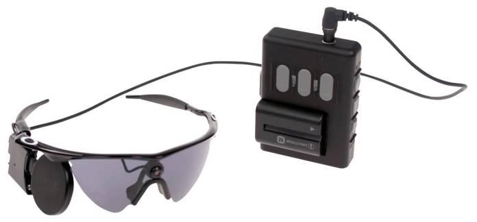 second sight argus blindness gadget