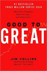 Good to Great Why Some Companies Make the Leap And Others Dont Jim Collins