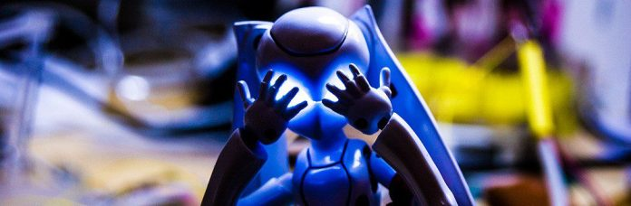 Robot-Doll-Figure-Toy-Glowing-Eyes