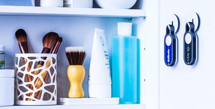 Dash-Button-Bathroom-Cabinet Amazon