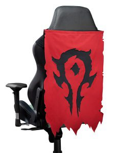 warcraft-chair-banner-horde-red-logo-blizzard-wow