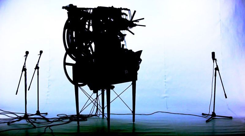 Marble Machine Music Video Martin Molin aka Wintergatan