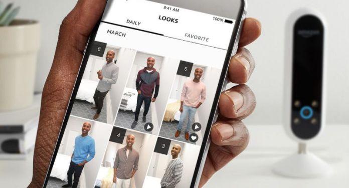 Echo Look App Alexa Clothin Ordering Style Check Looks Man Model Male Standing Posing Crop