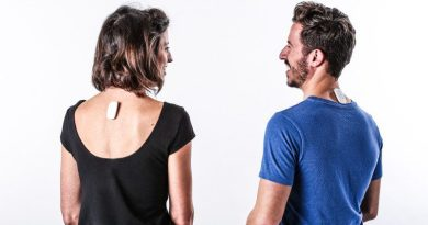 Stop Slouching with the Upright Wearable