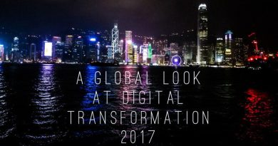A Global Look at Digital Transformation in Huawei's 2017 Global Connectivity Index