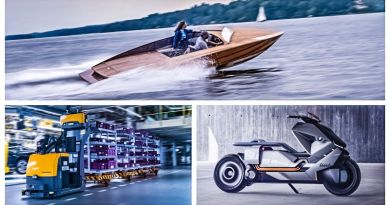 3 New Interesting Concepts from BMW