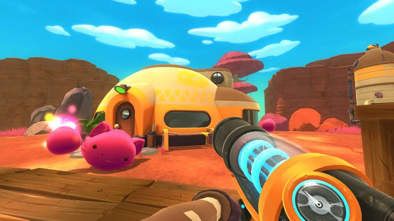 Monomi Park Slime Rancher Game Review