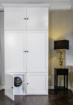 ThreadRobe Wardrobe Functional Furniture IoT App Smart Fashion Control