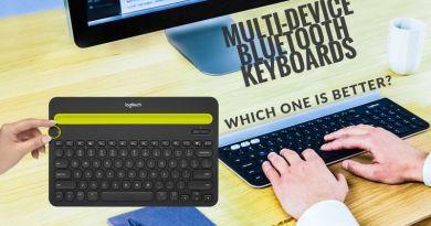 Comparison of Logitech Multi-Device Keyboards