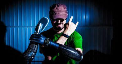 prosthetics bionic limb amputee help future medtech healthtech man