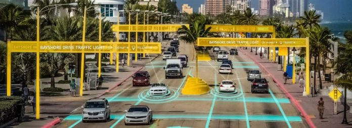 HD_Live_Map_Vehicle_Localization-Here-LG-News-Cars-Street-Future-Tech-Telematics LG ELECTRONICS AND HERE TECHNOLOGIES PARTNER ON AUTONOMOUS CARS (PRNewsfoto/LG Electronics USA)