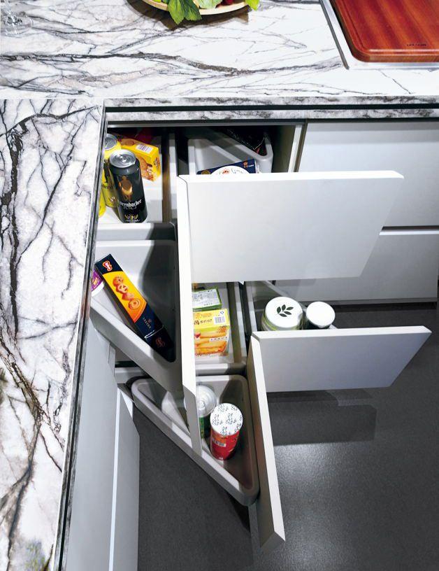 Perfect Corner Cabinet Kitchen Furniture