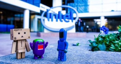 Danbo Domo Intel AI Silicon Valley