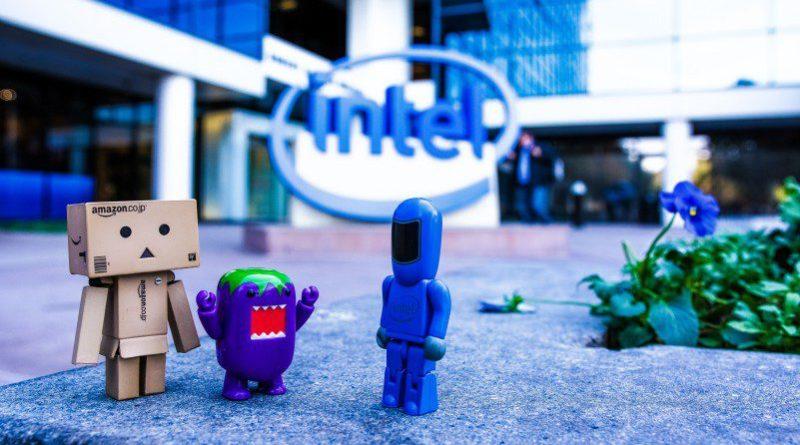 Danbo Domo Intel AI Silicon Valley