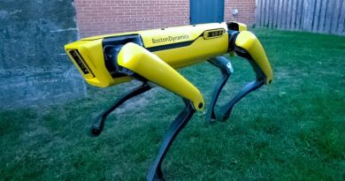 SpotMini Boston Dynamics Robot Dog Photo Handle Door Opening Crop Comp
