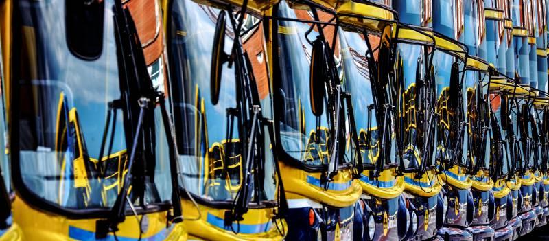 ireland technology bus line photo dublin