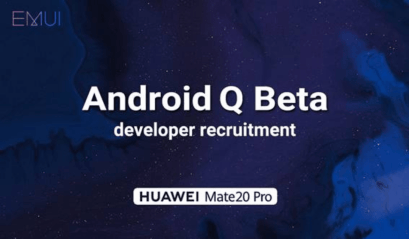 Huawei Opens Applications for Android Q Beta Testers for Mate 20 Pro 1