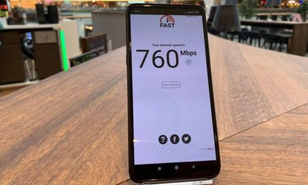 Vodafone 5G speed