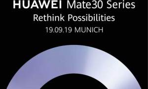 Huawei Mate 30 Launch Date