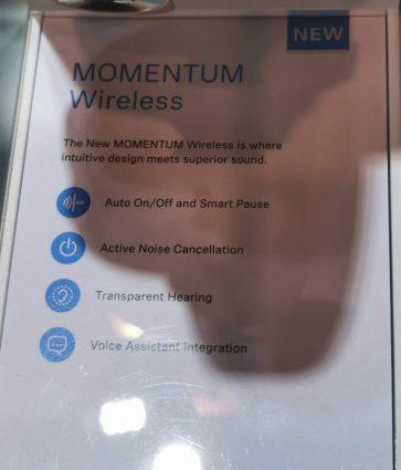 Sennheiser Momentum Wireless 3 the next level for ANC headphones 1