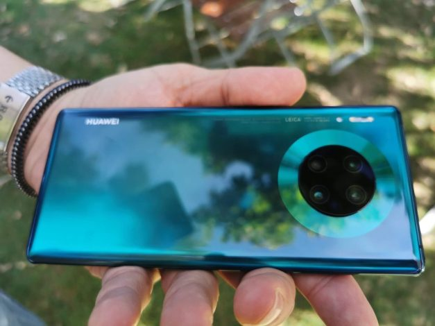 Huawei announces the Mate 30 and the Mate 30 Pro with amazing cameras 20