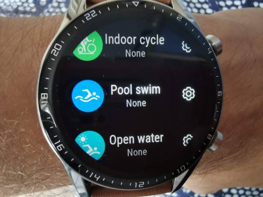 Review - Huawei Watch GT 2 your wrist will love you 45