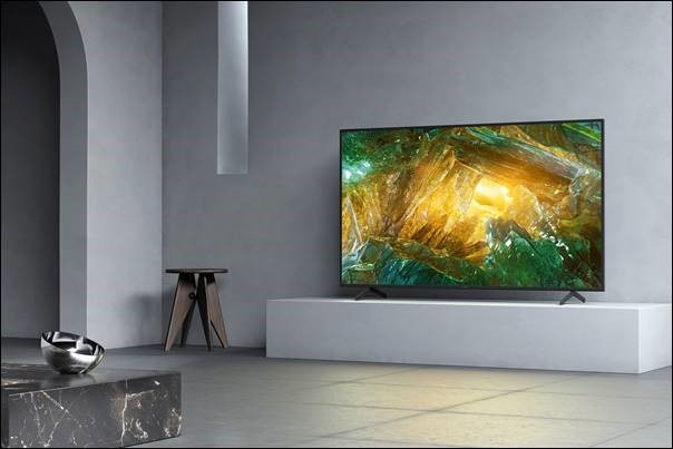 New Sony XH81, XH80 and X70 4K HDR LCD televisions can order now 3