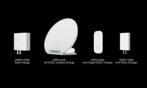 Oppo flash charge lineup