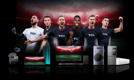 TCL Football partnership 2020 2021