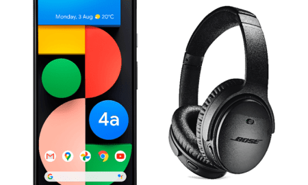 pixel 4a and bose deal
