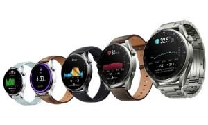 Huawei Watch 3 etc