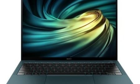 Huawei MAteBook x Pro 2021 Emerald Green edition
