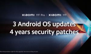 xiaomi 11t pro updates