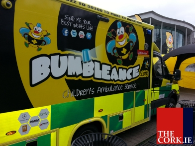 [Audio] Special Childrens Ambulance admired in UCC