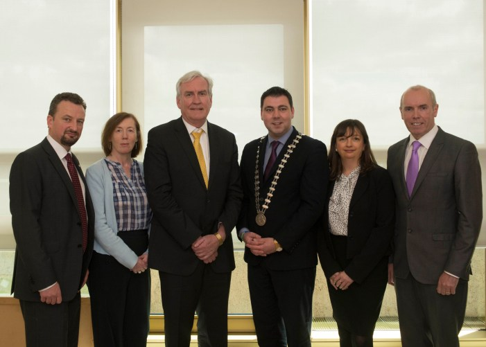 Canadian Ambassador presents €5,000 to Cork County Council for Air India Ahakista Memorial