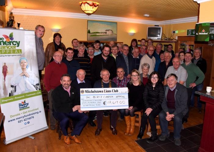 D'hillbillies Mud Run raises more than €51,000 mark for The Mercy Hospital Cancer CARE Centre