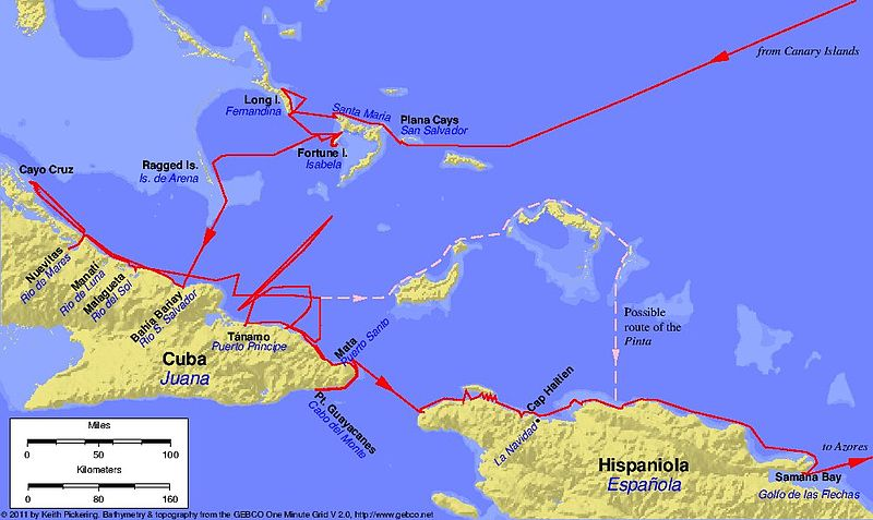 Christopher Columbus Facts, Voyages, and Accomplishments