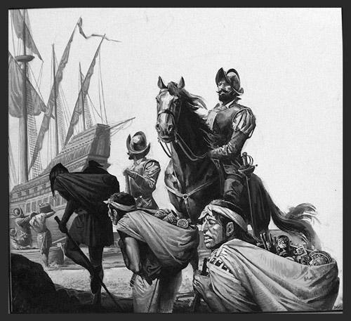 francisco pizarro facts biography incas conquistador
