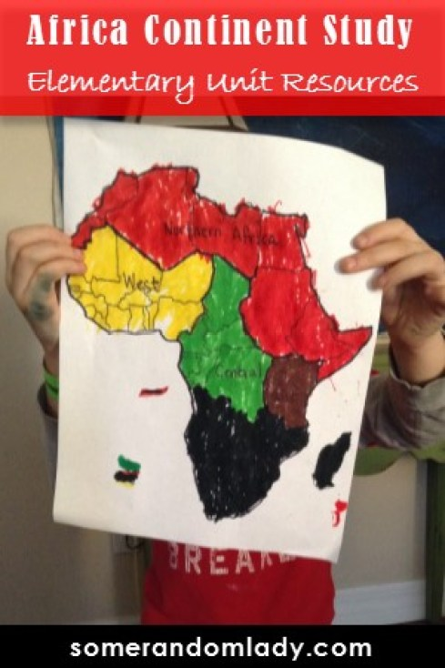 Introduction to Africa - books, activities, and media to support your African Continent Study and lesson plans. Click through for resources appropriate for K-2 aged students.