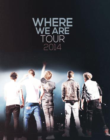 Where We Are Tour- Atlanta