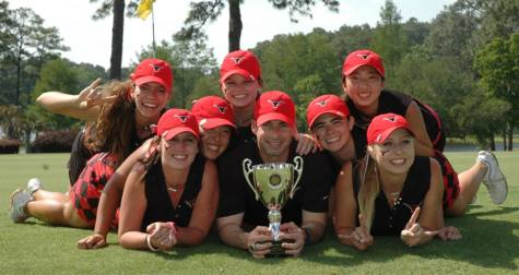 Lambert Girl's Golf Wraps Up the Season with 4th Consecutive State Championship