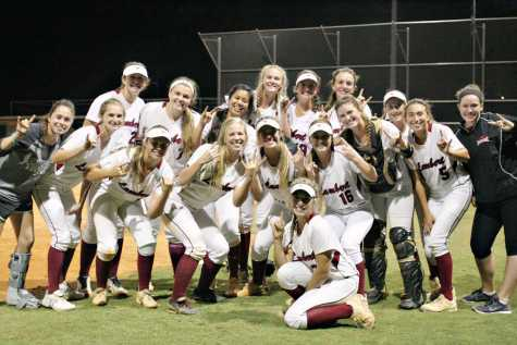 Softball sweeps Lakeside-DeKalb to advance to second round in state playoffs