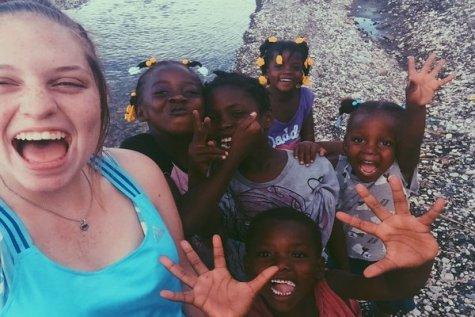 The journal of a Lambert student's trip to Neply, Haiti