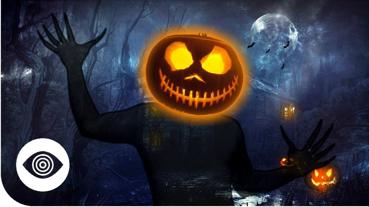 The Secret Origins Of Halloween