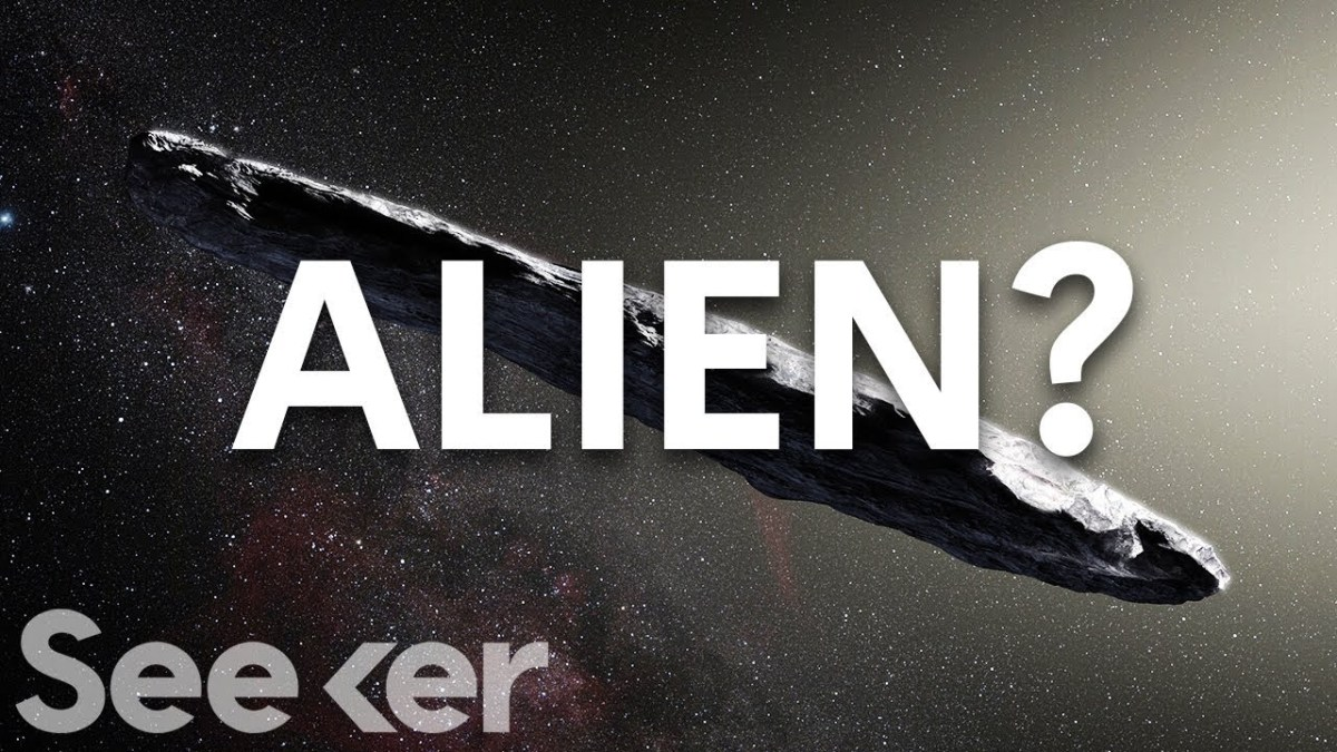 An Interstellar Asteroid Just Flew Past Earth, Here's What You Need to Know