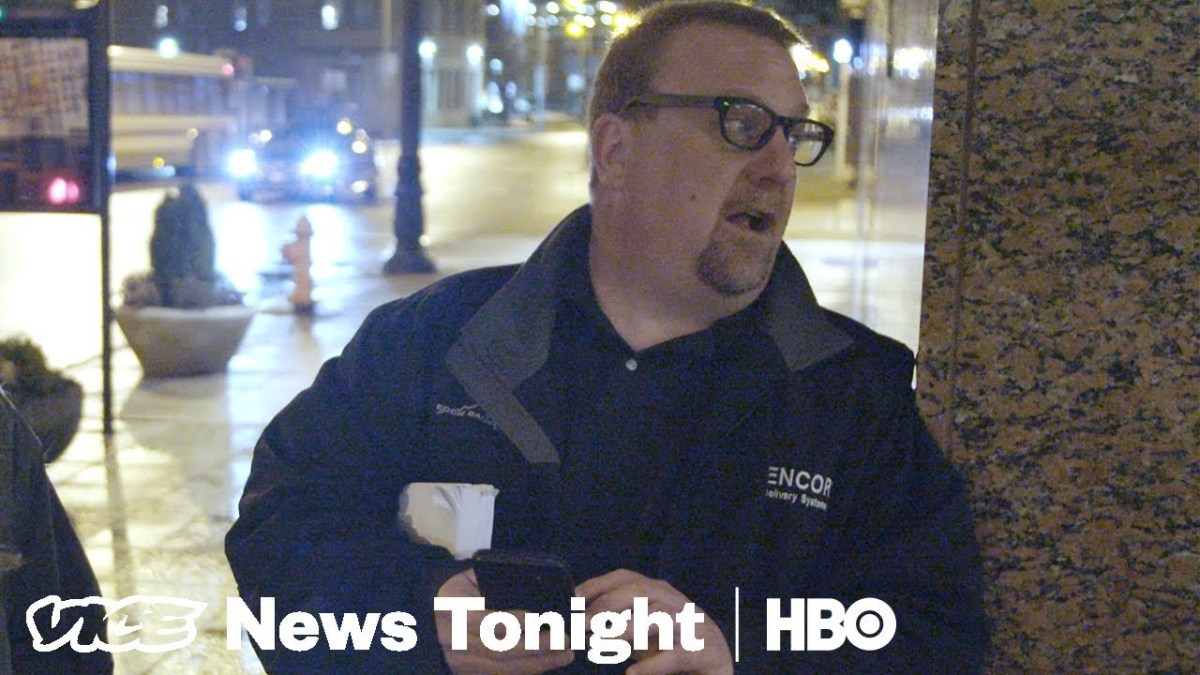 This Guy Is Trying To Hunt Down One Of The Most Notorious Neo-Nazis (HBO)