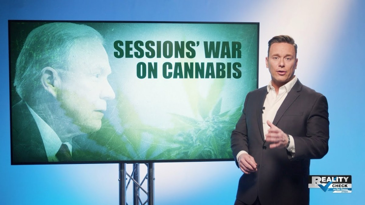 Reality Check: Jeff Sessions' War on Cannabis